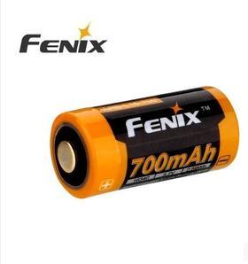 菲尼克斯 Fenix ARB-L16 700毫安可充电锂电池 16340 CR123A