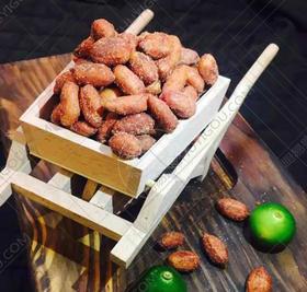 木质盛器【003】创意分餐盛器 餐饮木器 创意盘饰