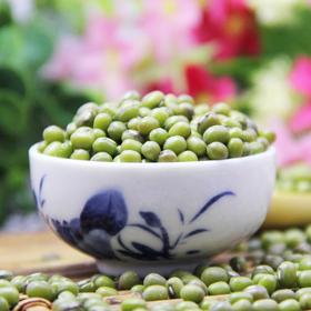 【美货】陕北农家自产 五谷杂粮粗粮绿豆500g