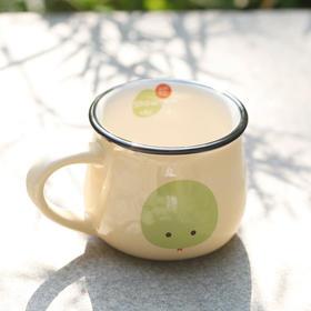 十二生肖牛奶杯