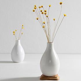 客厅家具装饰饰品仿真花天然艺术干花花束