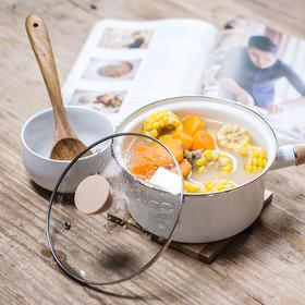 【悦食珐琅锅】高颜值、手工制作,给你一个好好吃饭的理由