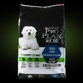 冠能大型犬幼犬全价犬粮12kg