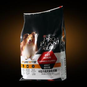冠能中型犬成犬全价犬粮12kg