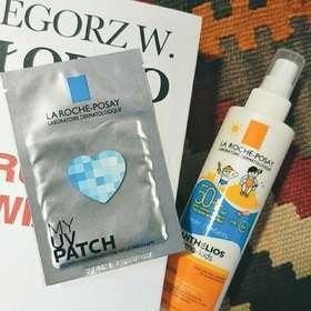 [法国原装]Laroche Posay/理肤泉全效儿童防晒喷雾200ml+肌肤检测芯片