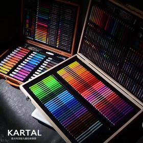 【预售 | 儿童世界的奢侈品 】  出口意大利KARTAL绘画套装