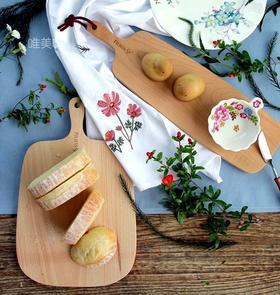 进口纯天然榉木 无漆无蜡 多用面包板 蛋糕板 芝士板 Tapas板 披萨板 轰趴 凹造型