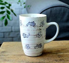 外贸 陶瓷卡通风马克杯 咖啡杯 茶杯 办公室必备