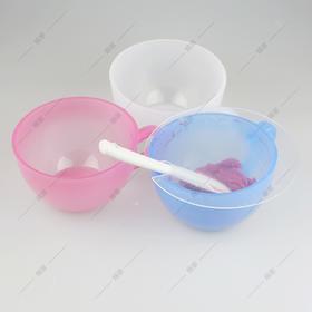 奶油糖霜裱花调色碗 盖子 豆沙裱花搅拌器具  食材配料碗烘培工具