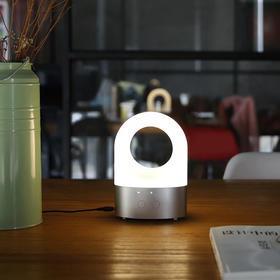 xdoor MiniFan桌面空气净化氛围灯 空气净化 防雾霾除异味