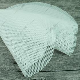 硅胶蒸笼垫 蒸笼布 蒸锅垫布 蒸馒头大馍 包子笼屉布 不粘 28cm