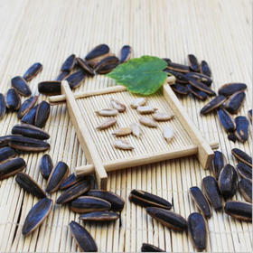 【有赞精选】焦糖瓜子山核桃黑糖瓜子葵花籽零食干果坚果炒货500g包邮
