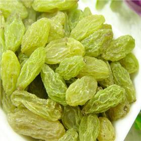 【美货】新疆特产 天然树上黄葡萄干吐鲁番葡萄干提子干 无籽无核250g