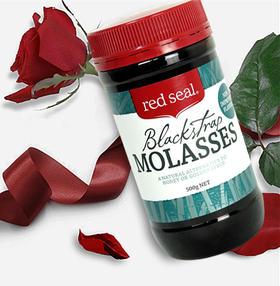 新西兰进口Red Seal/红印黑糖 舒缓痛经 补血补铁 500g--