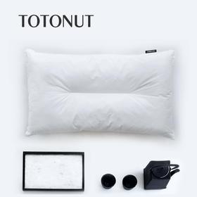 TOTONUT专业护颈枕礼盒-送彩棉枕套