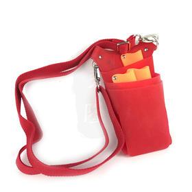 飞诗达珂TPU3只装剪刀包 发型师专业美发工具包 剪刀包 剪刀腰包 挎包 宠物剪刀包