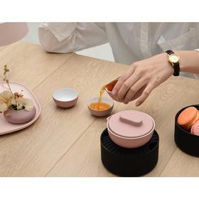 小巨蛋CC快客杯 一壶两杯户外旅行茶具轻便携式礼品功夫茶具