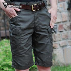 VIPERADE蝰蛇 砂石 户外战术休闲特防刮勤裤军迷工装男款短裤