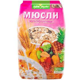 俄罗斯 阿伦卡进口麦片水果麦片进口麦片冲调饮品营养早餐冲饮品400g冲调饮品综合果蔬麦片