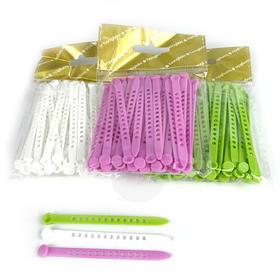 塑料细发签  发廊卷发杆小号螺丝杠烫发专用螺旋冷烫杠牙签螺丝杠