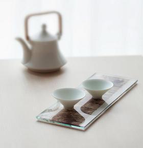生活三道系列—清叶艺术水晶茶道