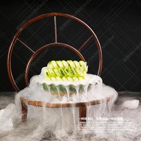 和气竹盘   创意盛器全竹木手工盛器