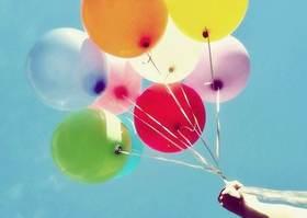 华荣气球10个