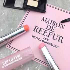 【推荐】法国 Dior迪奥 粉漾魅惑润唇膏3.5g 首款智能变色保湿口红 001# /004#