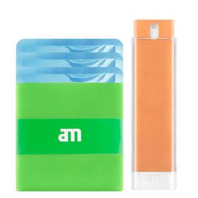 【多项国际设计大奖】丹麦AM KIT中号屏幕清洁喷雾套装 喷雾擦拭一体化|去污除菌|环保安全