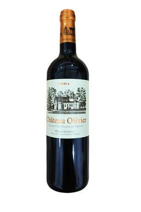 奥利维尔堡干红葡萄酒(正牌),1959列级名庄,法国格拉夫法定产区
