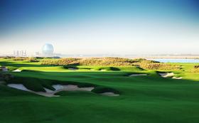 【国庆假期】阿布扎比-迪拜中东沙漠高尔夫之旅