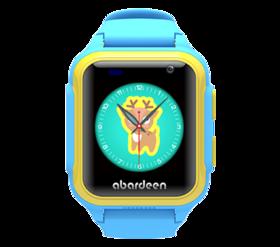 【中移优选】阿巴町V118 小胖 4G青少年智能手表