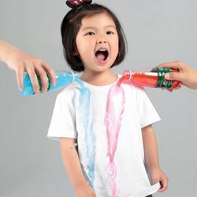 儿童T恤【防污黑科技 孩子更干净】比菲力疏水T恤 防水防污短袖