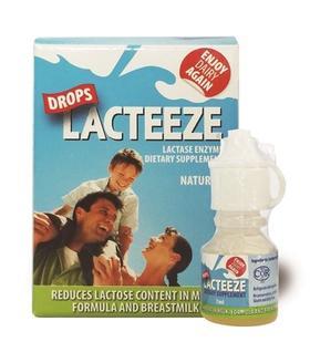 【商家发货】滴适宝LACTEEZE乳糖酶滴剂(7ml装)