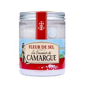 法国原装进口 卡玛格原产地盐之花 250g 包邮