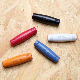 日本真品Mokuru自动翻转棒 桌面减压棒成人儿童创意玩具木头棒棒
