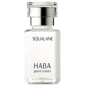 HABA鲨烷精纯美容油15ml 锁水保湿 精华修护 敏感肌适用