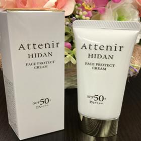 ATTENIR 艾天然 防晒霜 SPF50+  防止远红外线 30g