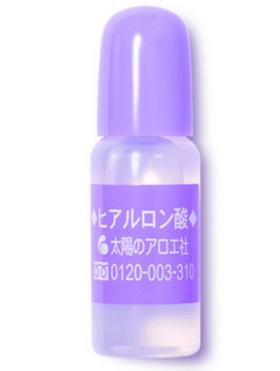 日本COSME太阳社玻尿酸原液补水紧致保湿破尿酸涂抹式精华液10ml