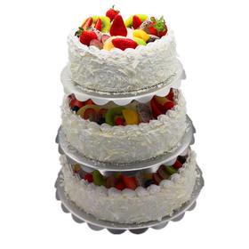 三层蛋糕C