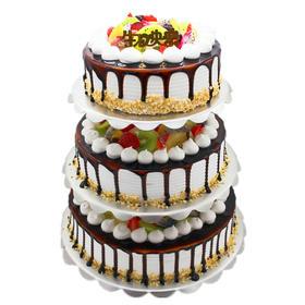 三层蛋糕A