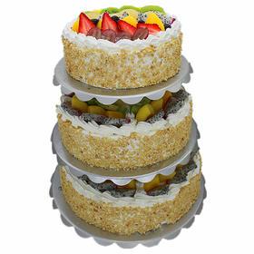 三层蛋糕B