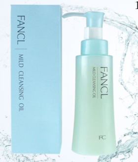 FANCL无添加卸妆油 纳米净化卸妆油 120ml
