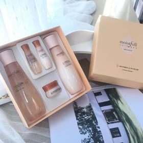 韩国 爱丽小屋moistfull胶原蛋白水乳两件套盒 保湿紧致滋润