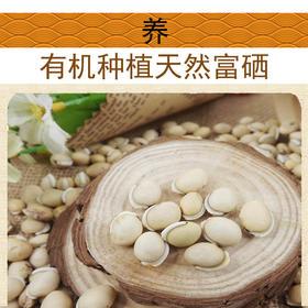 懒农白扁豆 有机种植天然富硒 3斤装