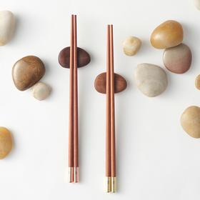 哲品 |  味来红木筷