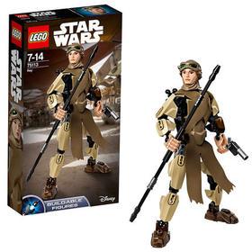 乐高 LEGO Star Wars星球大战系列Rey(雷伊)75113