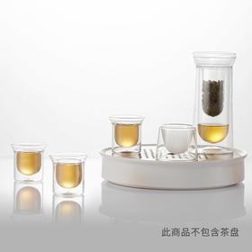 哲品耐热玻璃茶具套装灵光简装家用茶壶工夫茶组合冲茶泡茶器整套