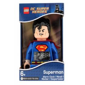 乐高 LEGO 9005701 超人 Super man 电子闹钟