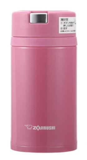 象印ZOJIRUSHI保温杯不锈钢双层真空保冷杯SM-XA36-PA 360ml